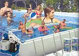 Каркасный бассейн СУПЕР ЛЮКС Intex 54982/28352 SL, размер 549 х 274 х 132 см Intex  киев, фото 4