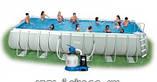 Каркасный бассейн СУПЕР ЛЮКС Intex 54982/28352 SL, размер 549 х 274 х 132 см Intex  киев, фото 5