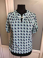 Интерессная женская блуза