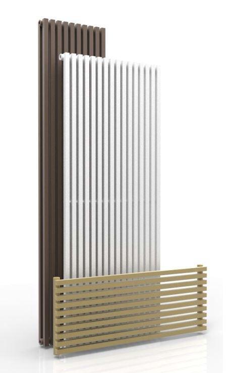 Декоративный (дизайнерский) радиатор Quantum 60, 1100, 1245