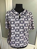 Изысканная женская блуза