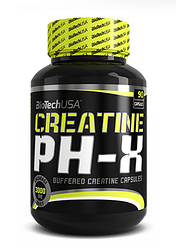 Креатин BioTech USA Creatine pH-X 90 caps