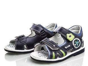 Детские босоножки и сандалии для мальчиков