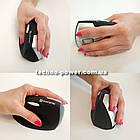 Мышь вертикальная беспроводная для левой руки Mantis Tek VM2, фото 5