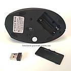 Мышь вертикальная беспроводная для левой руки Mantis Tek VM2, фото 7