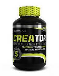 Креатин BioTech USA CreaTor 120 caps