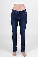 Женские джинсы больших размеров утепленные на флисе (28-34рр.)