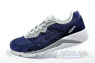 Мужские кроссовки в стиле Asics Gel-Lique, Dark blue\Gray