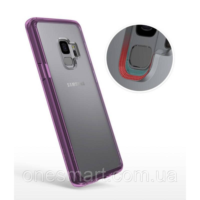 Чехол Ringke Fusion для Samsung Galaxy S9 Orchid Purple