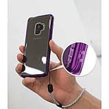 Чохол Ringke Fusion для Samsung Galaxy S9 Orchid Purple, фото 8