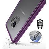 Чехол Ringke Fusion для Samsung Galaxy S9 Orchid Purple, фото 2