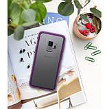 Чохол Ringke Fusion для Samsung Galaxy S9 Orchid Purple, фото 5