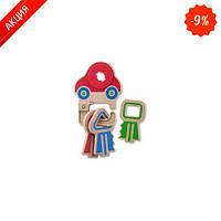 Melissa and Doug MD4022 Деревянная игрушка Детские ключики