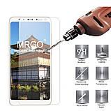 Smart чехол книжка с окошком для Xiaomi Redmi 5 Plus / Есть стекло защитное, фото 10