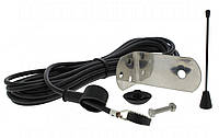 Антенна с скобой и коаксиальным кабелем 5м, 433 Мгц, фото 1