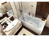 Акриловая  ванна Allegra 170х75см