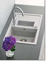 Гранитная кухонная мойка Longran ULS 780.500.15 (Германия)