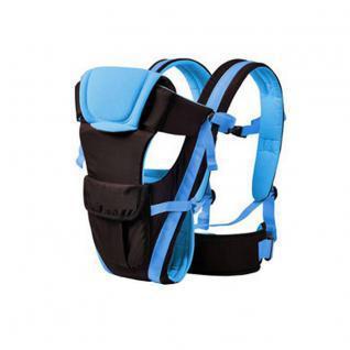 🔥✅ Рюкзак-кенгуру Baby Carrier Aiebao для ребенка