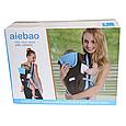 🔥✅ Рюкзак-кенгуру Baby Carrier Aiebao для ребенка, фото 3