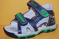 Детские  сандалии ТМ Bi&Ki код 4087 размеры 21 - 26, фото 1