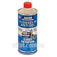 _ABRO Антигель присадка в дизельное топливо DA-500 (964мл)