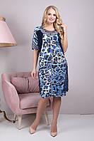 Платье Самира р 54-64, фото 1