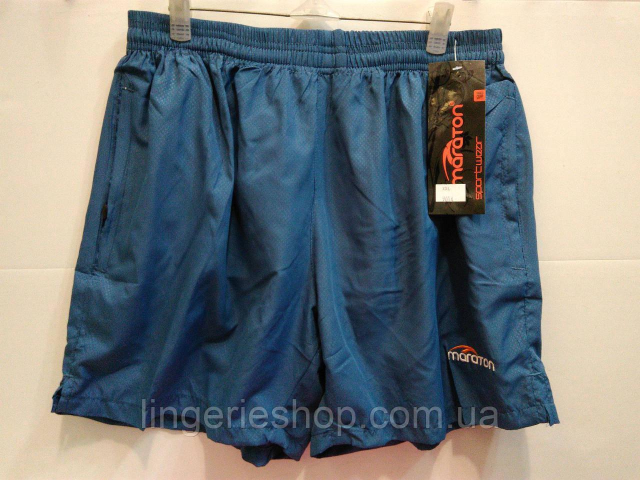 Шорты Спорт мужские maraton цвет джинс