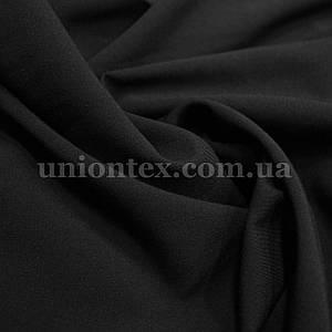Ткань тиар черная