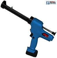Аккумуляторный пистолет для герметика и клея, TOUA DCG72-310
