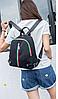 Рюкзак с красно-зеленой молнией, фото 9