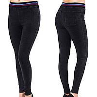 Джинсовые штаны в обтяжку Джеггинсы , фото 1