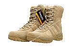 """Берцы треккинговые демисезонные """"Mil-tec"""" Combat Boots """"Generation II"""" khaki Германия, фото 4"""