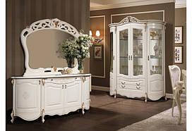 Набор мебели 2 для гостиной Аллегро СлонимМебель белый