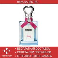 Moschino Funny EDT 100ml TESTER (туалетная вода Москино Фанни тестер)