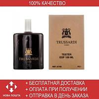 Trussardi  Uomo EDP 100ml TESTER (парфюмированная вода Труссарди Умо тестер )