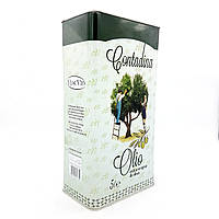 Масло оливковое Contadina Extra Vergine di oliva 5л