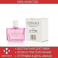 Versace Bright Crystal Absolu EDP 90ml TESTER (туалетная вода Версаче Брайт Кристал Абсолю тестер )