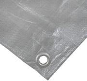 Тент тарпауліновий 5х8  плотность 110 гр/кв.м (тент терпаулиновый)