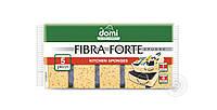 Губки кухонные DOMI Fibra Forte 5шт.
