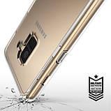 Чехол Ringke Fusion для Samsung Galaxy A8 Plus 2018 Clear, фото 6