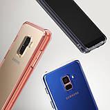 Чехол Ringke Fusion для Samsung Galaxy A8 Plus 2018 Clear, фото 7