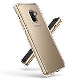 Чехол Ringke Fusion для Samsung Galaxy A8 Plus 2018 Clear, фото 2