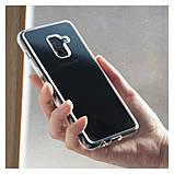 Чехол Ringke Fusion для Samsung Galaxy A8 Plus 2018 Clear, фото 9