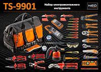 Набор электромонтажного инструмента 35 шт., TS-9901