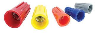 Колпачки для соединения и изоляции проводов