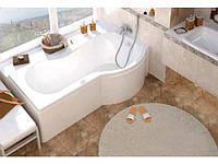 Акриловая ванна Euphoria (150х170)х90см