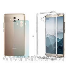 Чехол Ringke Fusion для Huawei Mate 10 Clear