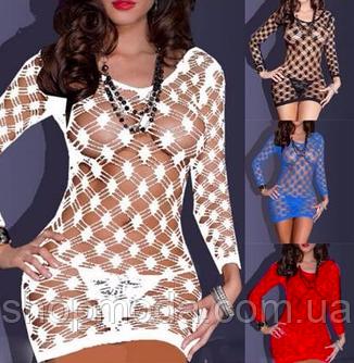 Эротическое белье. Эротическое платье - сетка Livia Corsetti 2 (40 размер S ), фото 2