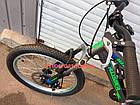 Детский велосипед Crosser Bright 20 дюймов серый, фото 4