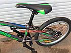 Детский велосипед Crosser Bright 20 дюймов серый, фото 5
